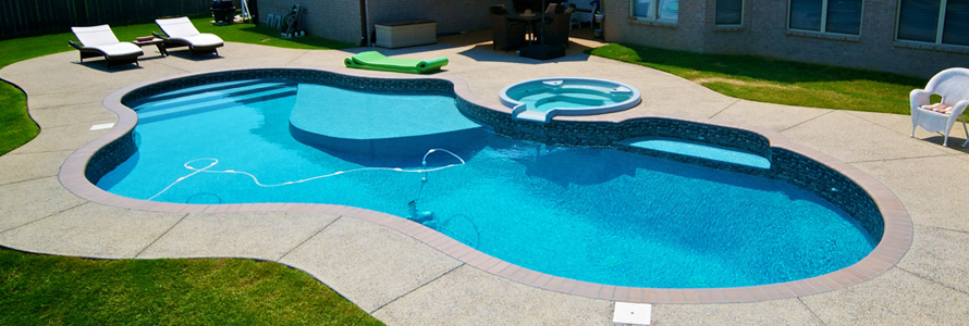 Professional pool design and installation