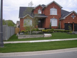landscape design Richmond Hill